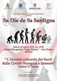 L'identità culturale dei Sardi dalla Civiltà Nuragica a Internet